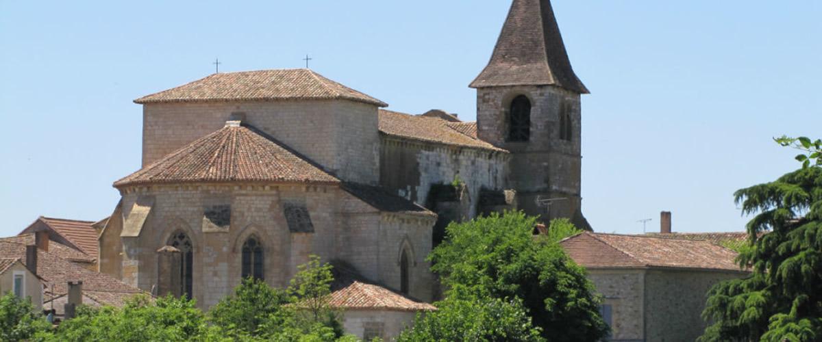 monpazier church