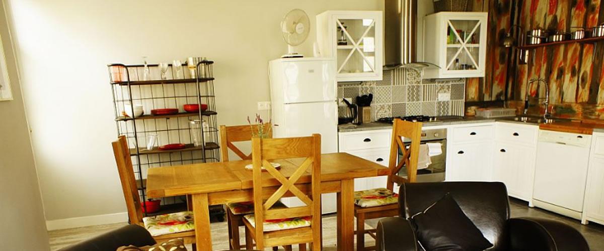 1 bed kitchen diner